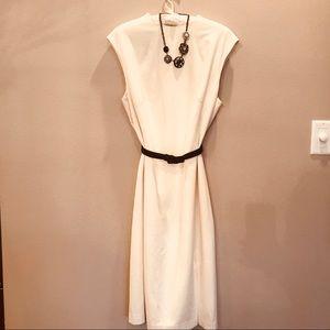 LAUREN Ralph Lauren Cream Dress